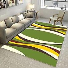 Innenteppich Designer Teppich Bereich Teppich Wohnkultur Teppich Wohnzimmer Schlafzimmer Bereich Teppich antistatisch Modern Decke ( Farbe : #3 , größe : 180*280CM )
