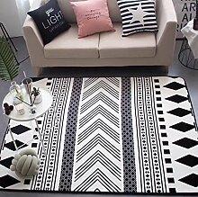 Innenteppich Dicker Teppich, Wohnzimmer Schlafzimmer Plus Matten Decke ( Farbe : 3# , größe : 80*190cm )