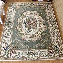Innenteppich Europäische Rechteckige Teppich, Wohnzimmer Moderne Couchtischset Esszimmer Nachtdecke Decke ( Farbe : B , größe : 140*200cm )