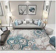 Innenteppich Teppich, 3D Carved Modernes