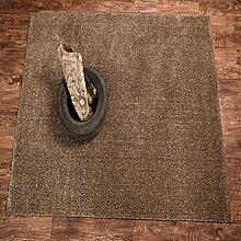 Innenteppich Verdickte Teppich Super Soft Skin Teppich Einfarbig Teppichmatten Waschbar Decke ( Farbe : B , größe : 160*220cm )