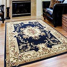 Innenteppich Wohnzimmer Teppich Sofa Matten Schlafzimmer Retro Teppich Decke ( Farbe : 3# , größe : 1.6×2.3m )