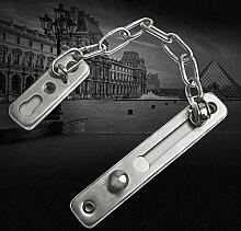 Innentür-Kettenschlüssel, Diebstahlschutz, extra