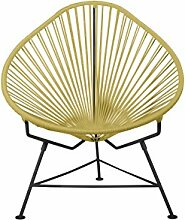 INNIT-05-01-14Gold Weave Baby Acapulco Stuhl