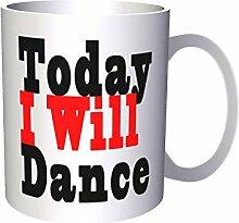 INNOGLEN Heute werde ich lustige Neuheit tanzen 33