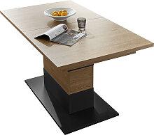 Innostyle Esstisch Bianco Tischplatte: Melamin