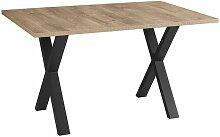Innostyle X-Table Esstisch 140x90cm