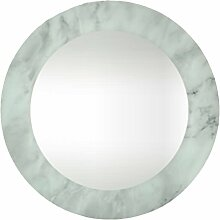 Innova Editions Marmor Effekt Zirkular–Weiß