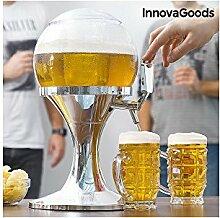 innovagoods Ball Bierzapfanlage Kältemittel,