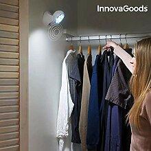 InnovaGoods LED-Leuchte mit Bewegungssensor, Weiß