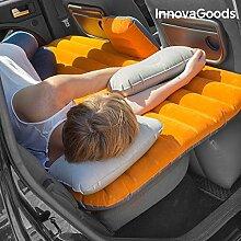 InnovaGoods Luftbett für Auto, PVC, Orange und