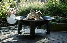 innovative24 GmbH Moderne Feuerschale, Feuerkorb,