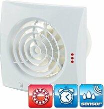 Innovativer geräuscharme und energiesparende