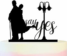 Innovedesire Say Yes Couple in Love