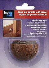 Inofix M258376 Türstopper, Holz, selbstklebend