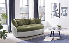 INOSIGN Big-Sofa Amaru B/H/T: 194 cm x 77 120 cm,