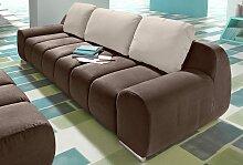 INOSIGN Big-Sofa B/H/T: 266 cm x 90 102 cm,