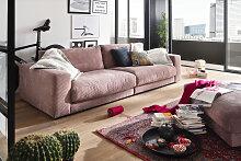 INOSIGN Big-Sofa Enisa, Kuschelig, gemütlich,