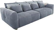 INOSIGN Big-Sofa, mit Federkernpolsterung für