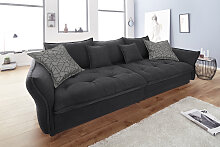 INOSIGN Big-Sofa Palladio, wahlweise mit