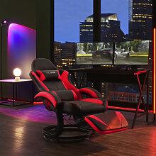 INOSIGN Relaxsessel Zarina, im Gamingchair Design,