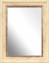 Inov8Spiegel Rahmen Antik Creme A3, 1, beige