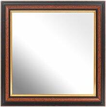 Inov8Spiegel Rahmen Teak 58012x 12, 1, braun