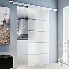 inova Glas-Schiebetür Soft Close 880x2035 mm