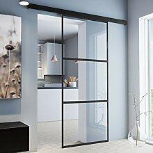 inova Glas-Schiebetür Zimmer-Tür 1025 x 2200 mm