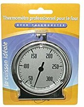 Inovalley Thermometer Backofen 0+300 Blister