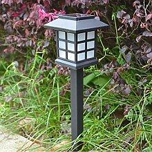 Inovey Garten Solar orientalisch LED Lampe