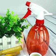 Inovey Rot Kunststoff Gartenbewässerung Dosen