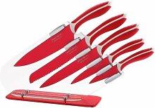 Inox Trade Messerset Messerblock Küchenmesser