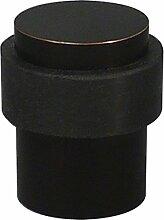 INOX Zylindrische Bodenmontage Türstopper,