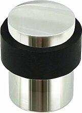 INOX Zylindrische Bodenmontage Türstopper, DSIX02-32