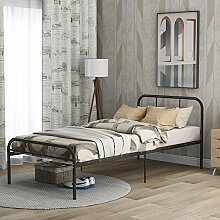 INSAEIGY Einzelbett 90X200 cm Single Bett
