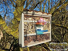 Insektenhotel, Insektenhaus als funktionale