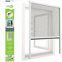Insektenschutz ALU Rollo für Fenster 160 x 160 cm