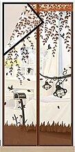 Insektenschutz Balkontür Bildschirmtür Für