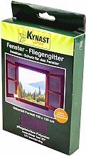 Insektenschutz Fenster 130x150cm schwarz
