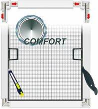 Insektenschutz Fenster ALU Bausatz Comfort Größe