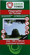 Insektenschutz Fliegengitter für Kellerfenster und anderen Fenster