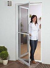 Insektenschutz für Türen weiß 1A