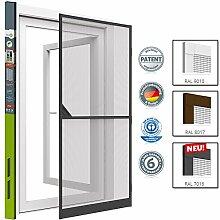 Insektenschutz Tür Türen mit Alurahmen 100 x