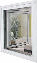 Insektenschutzfenster Magnet Fenster 110 x 130cm,