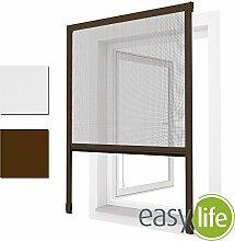 Insektenschutzgitter ALU Rollo für Fenster