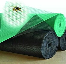 Insektenschutzgitter, Fliegengitter, Mückenschutz (Meterware), Breite: 1.2m, hellgrün