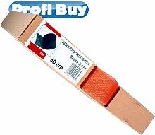 Insektenschutzgitter Kunststoff   Abmessung: BxL: 50MM x 60MTR   Verschiedene Farben erhältlich (Ziegelrot)