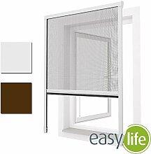 Insektenschutzgitter Rollo für Fenster