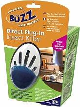 Insektenvernichter-Stecker mit 2-pin-Reiseadapter